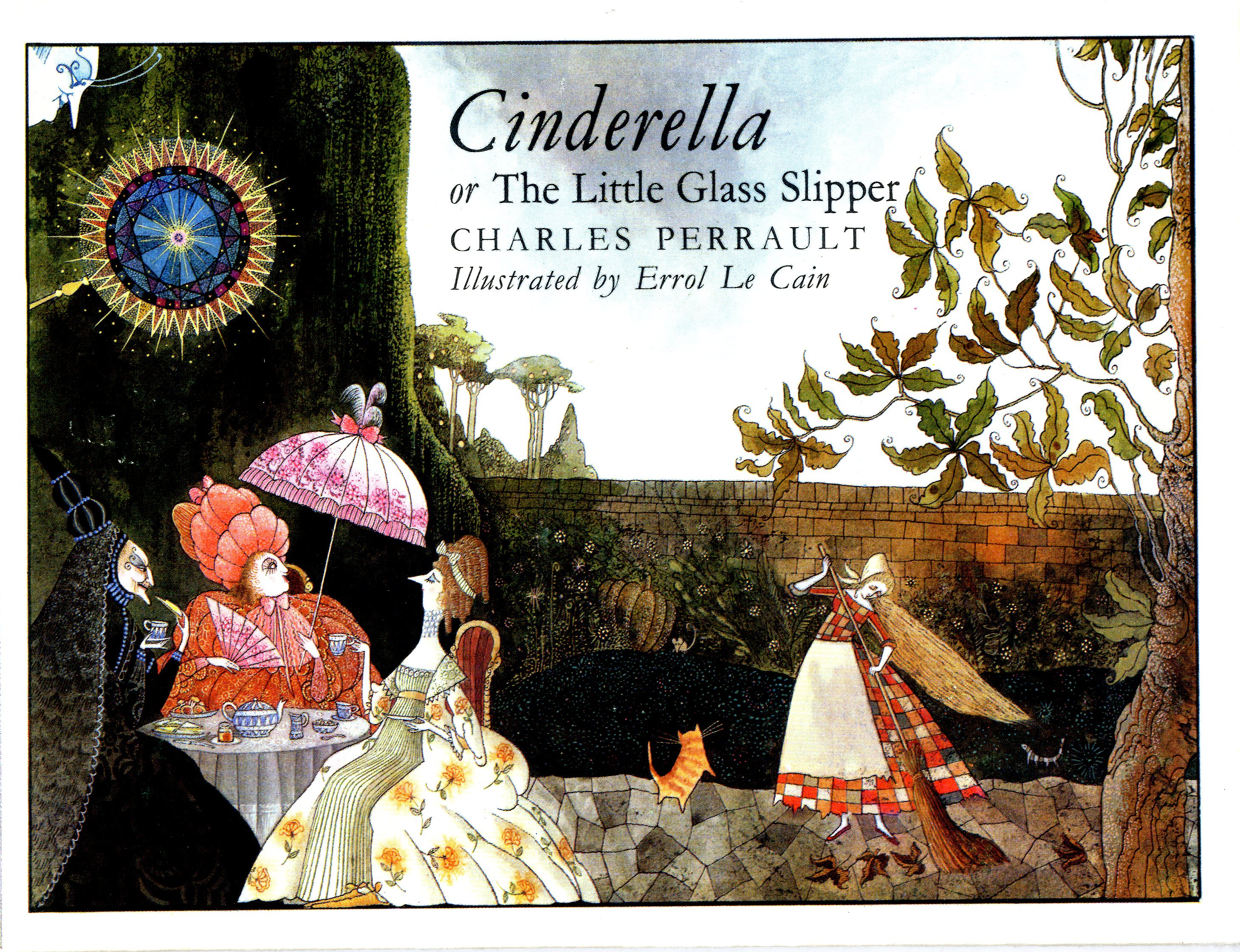 Cinderella or The Little Glass Slipper