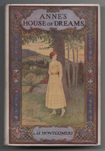 Montgomery, Lucy Maud. Anne's House of Dreams. M. L. Kirk, 1917. Print. Children's Literature Archive, Ryerson University.