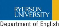 Dept of English Ryerson