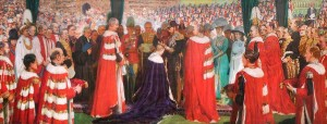 The Investiture of the Prince of Wales