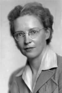 A photograph of Elsie MacGill during her CCF tenure.